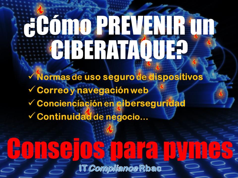 Como prevenir un ciberataque